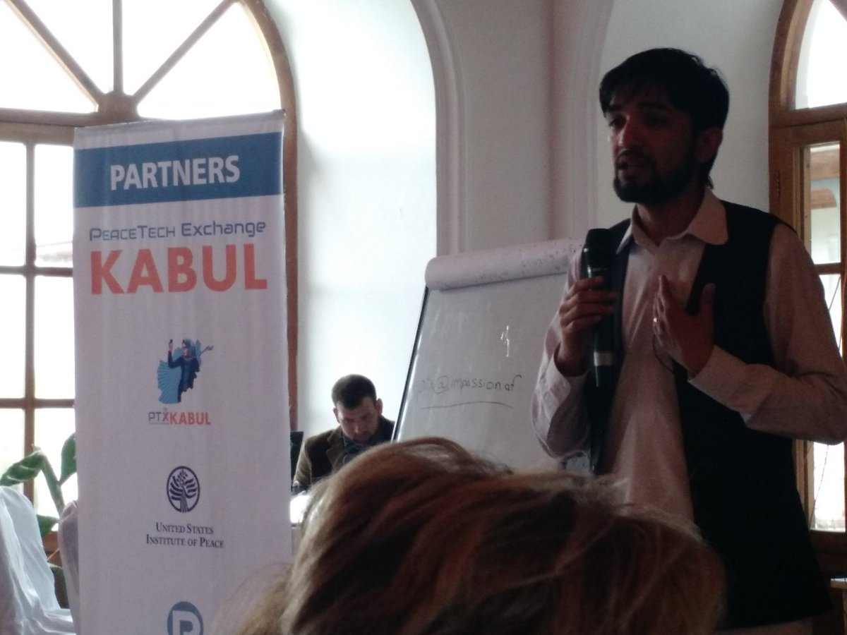 We want to give awareness to the people how to navigate government bureaucracy! #ptxkabul @AccountLab https://t.co/VVP0KxmQgY