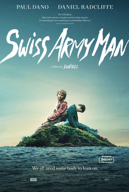 Swiss Army Man Red Band Trailer Featuring Daniel Radcliffe & Paul Dano 2