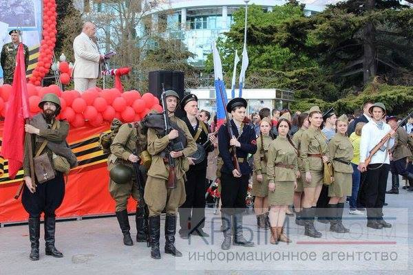 Командование российских оккупационных войск планирует активизировать боевые действия на Донбассе накануне празднования Дня Победы, - разведка - Цензор.НЕТ 8263
