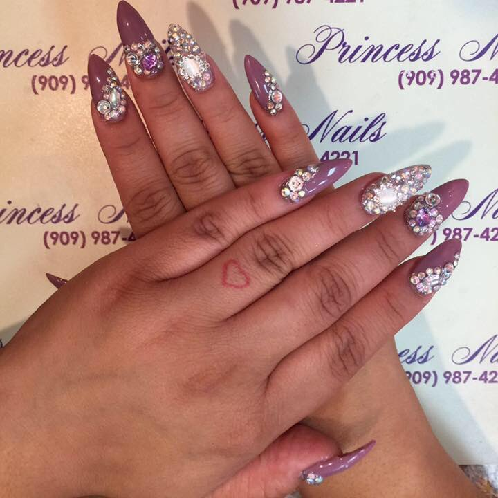 Princess Nails Spa (@princessnailsRC)   Twitter