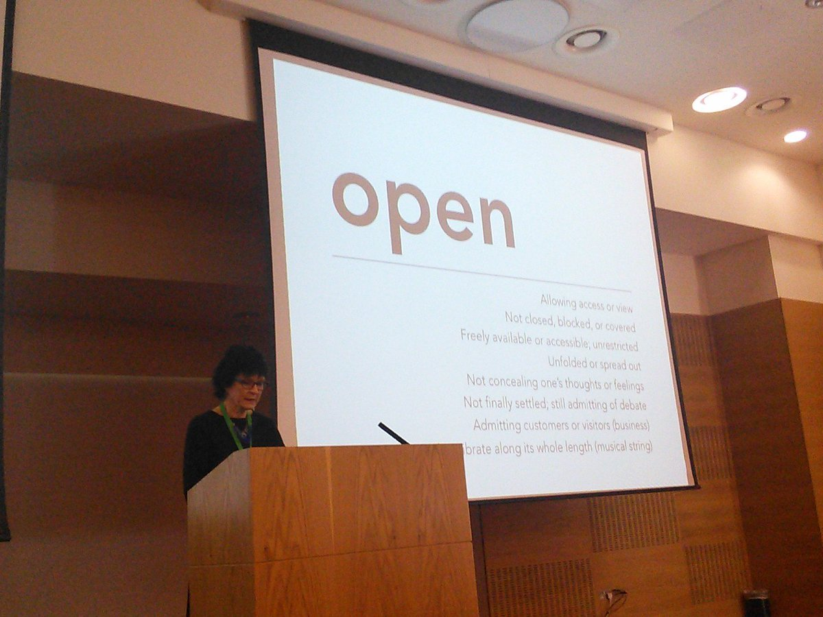 @catherinecronin  defines Open #oer16 https://t.co/DSrkldqDOu