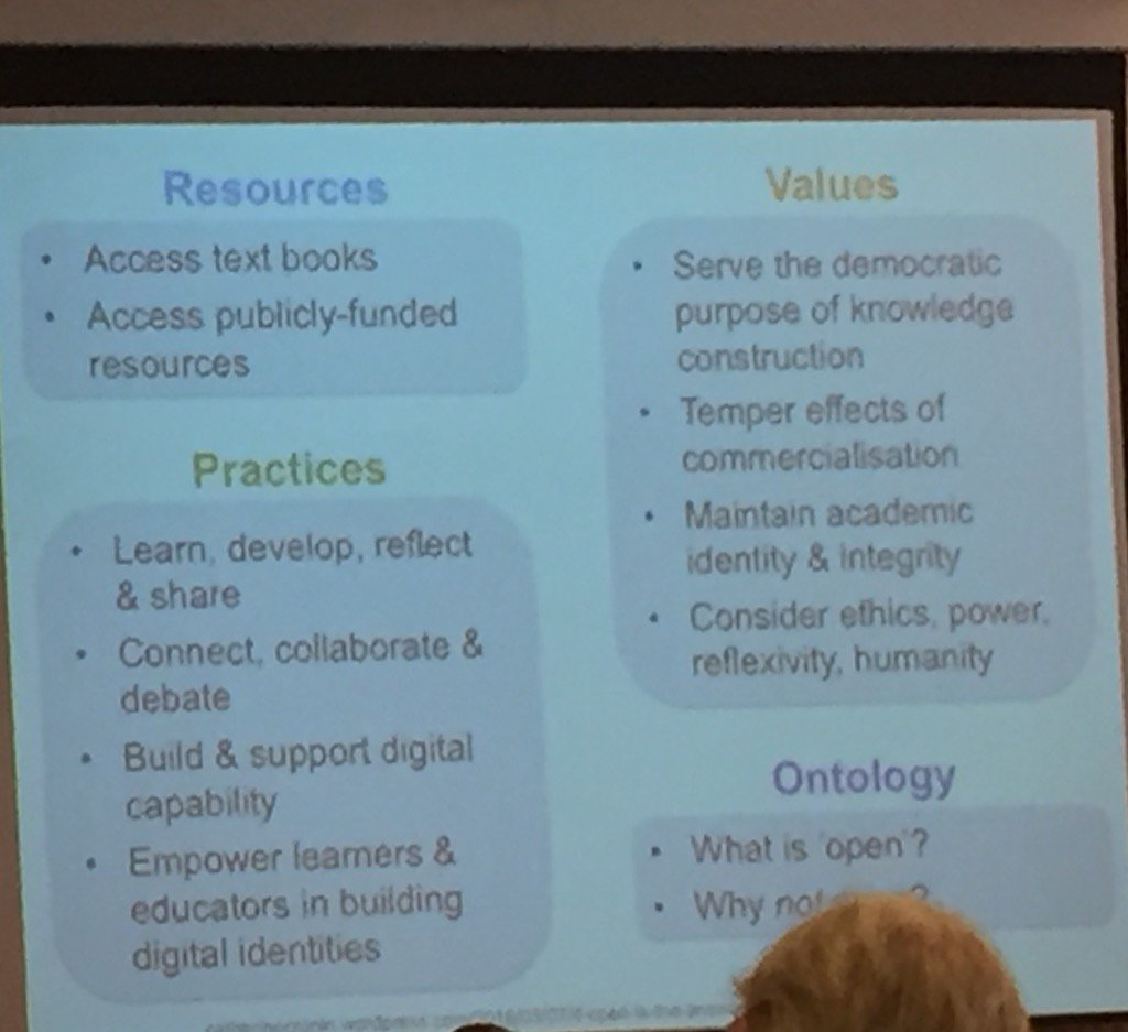 If open is answer then what is question #oer16 @catherinecronin some thinking along with https://t.co/fQgp57SMdu https://t.co/Hu2V5MYi7H