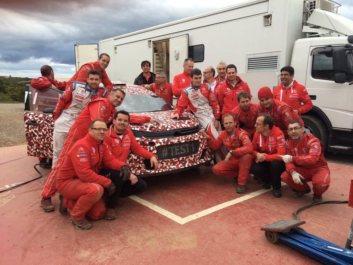 [SUJET OFFICIEL] Citroën C3 III WRC CgZdApEXEAIkkue