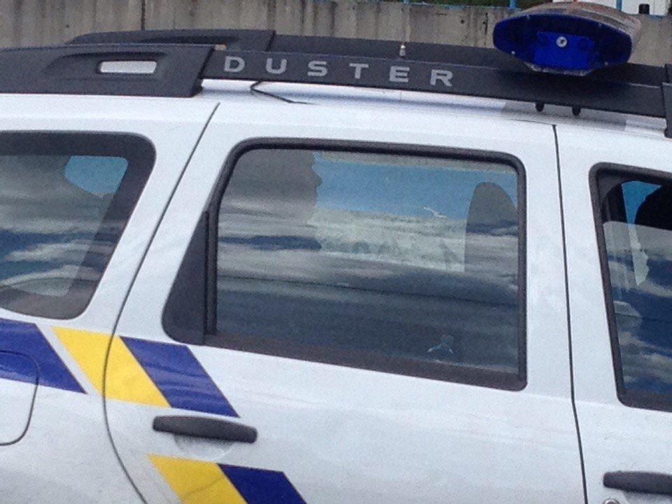 Патрульный автомобиль сбил нарушительницу в Киеве: женщина перебегала дорогу в неустановленном месте - Цензор.НЕТ 6228