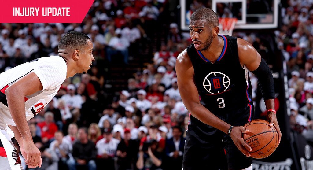 Injury update on Chris Paul\'s hand. Details:
