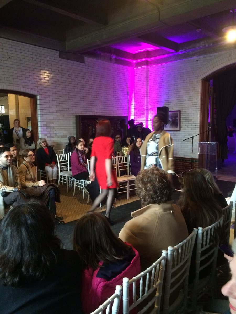George Brown College On Twitter Students Work Being Showcased At School Of Fashion S Year End Event Threads 2016 Great Work Congrats