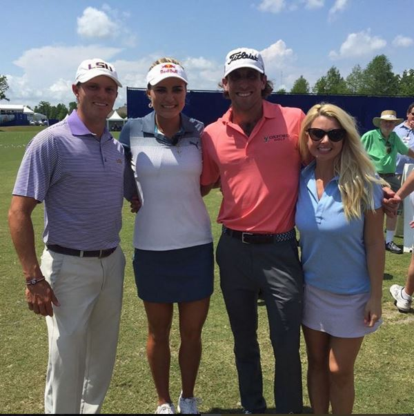 Thanks for an awesome @Zurich_Classic Junior Clinic @Lexi, @ALoupe6 and @Golf_Prodigy! #ZurichClassic #TFTGNO https://t.co/pOZgMZ6tV5