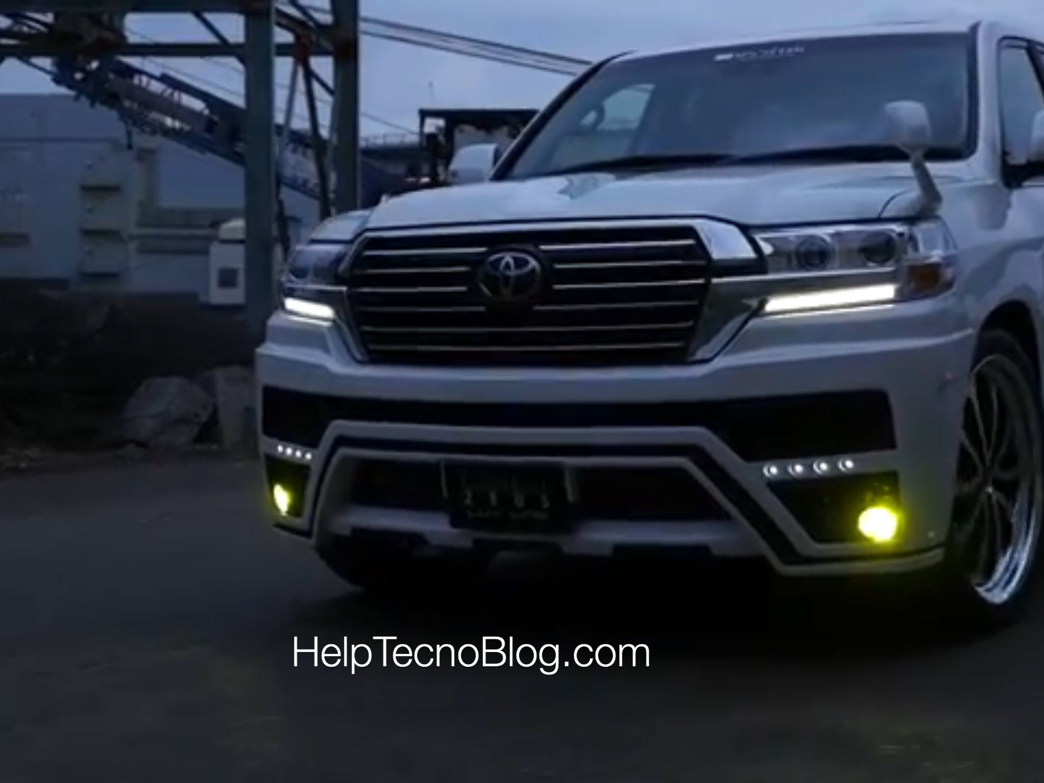 Tuning Toyota Land Cruiser