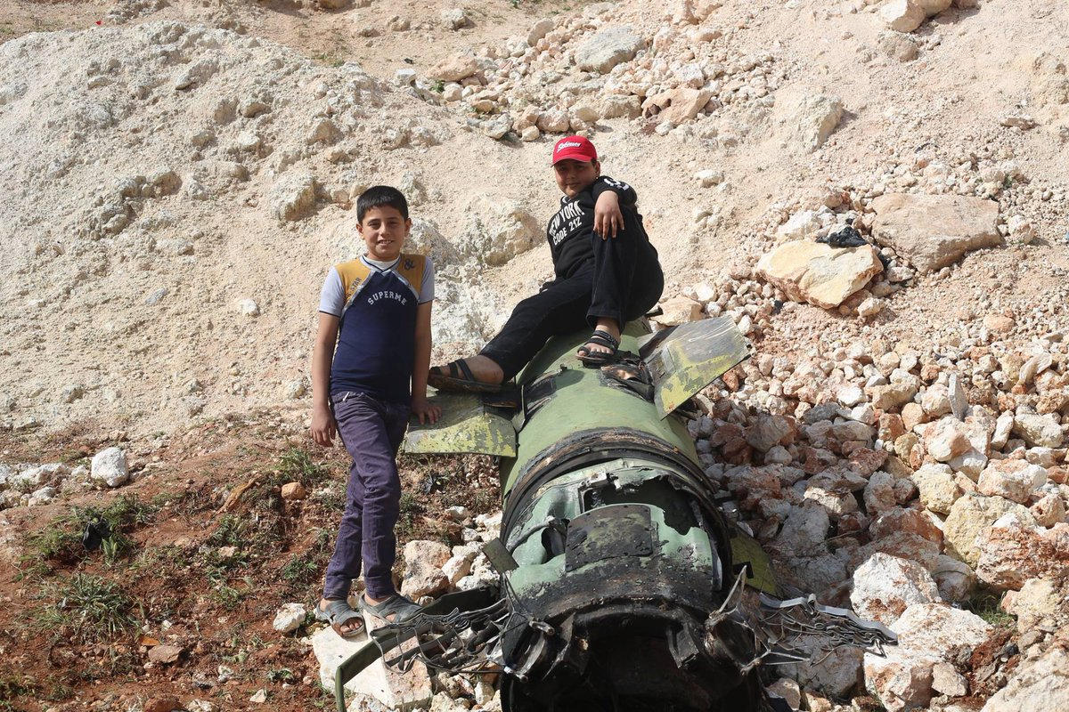 Guerre Civile en Syrie ( LISEZ LE PREMIER POST ! ) - Statut spécial  - - Page 39 Cg_R5TMWYAAzGea