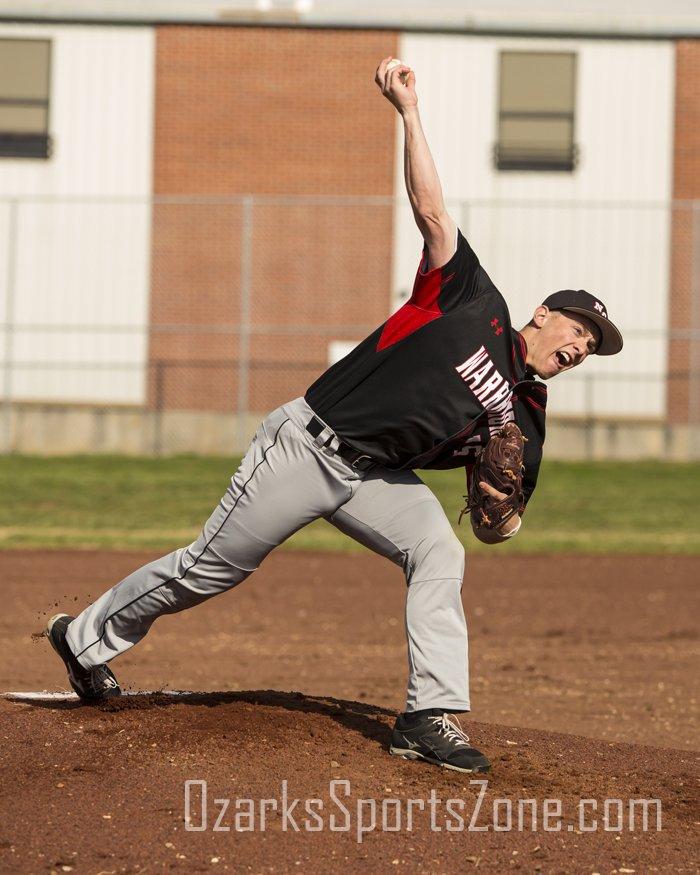 Colton Brown baseball