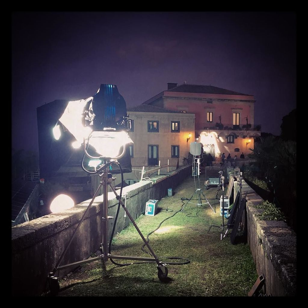 """Shot in Sicily"" (1/3) Our Sicilian villa as a movie set #hideawayvilla #locationshooting … https://t.co/knqBAAkOJs"