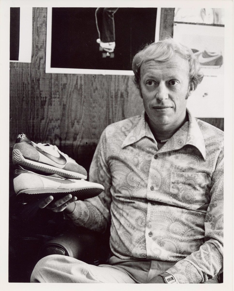 nike in transition bob woodell Nike, inc (nyse:nke) and its chairman, phil knight, today announced actions that will provide long-term stability in the ownership and governance of the company including transfer of ownership of.