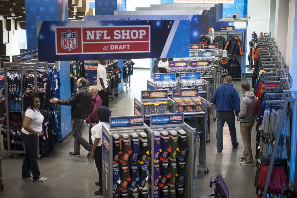NFL Shop is at Draft! Info about the Draft Store  http   www.nfl.com DraftTown Retail  … Browse the gear  http   www.nflshop.com 2016 Draft Gear ... 8964ec05b