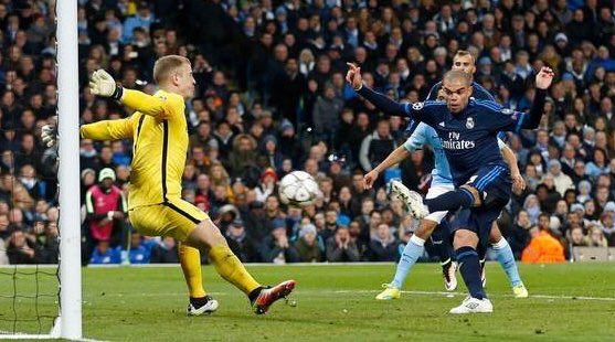 Manchester City Real Madrid Streaming gratis Rojadirecta Diretta Calcio LIVE TV Mediaset Oggi 26 aprile 2016