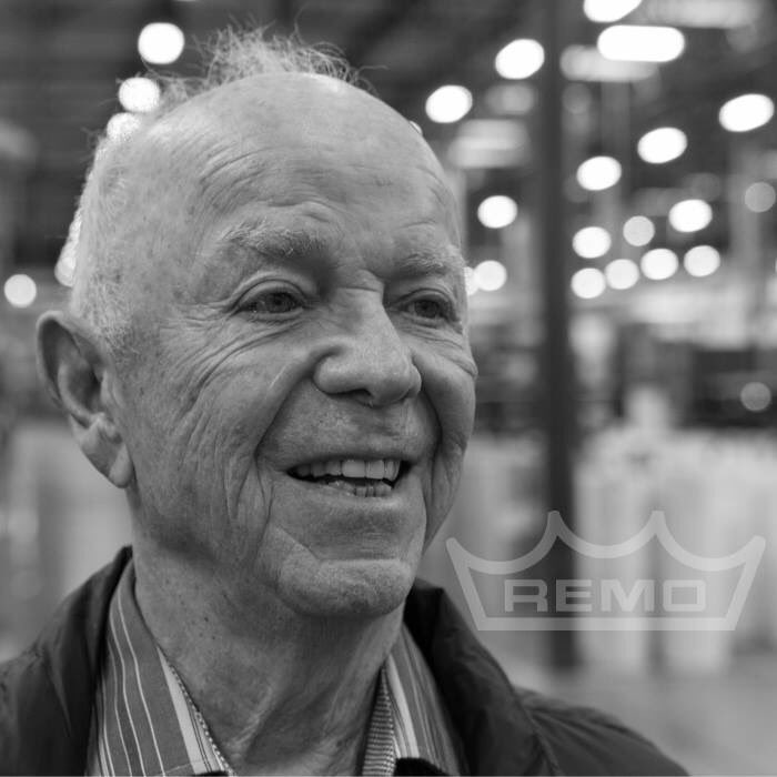 We are sad to learn that drum industry pioneer Remo Belli has died. He changed drumheads forever. RIP, Remo  #Remo https://t.co/kDAuaonb8C