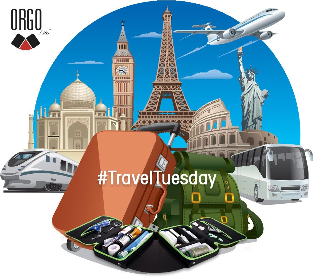 ORGO Lite can be taken anywhere  http://www. EverythingORGO.com  &nbsp;   #EverythingOrgo #Travel #Wanderlust #Organize #TravelTuesday<br>http://pic.twitter.com/N936W2Z99R