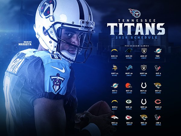 Tennessee Titans On Twitter Just In