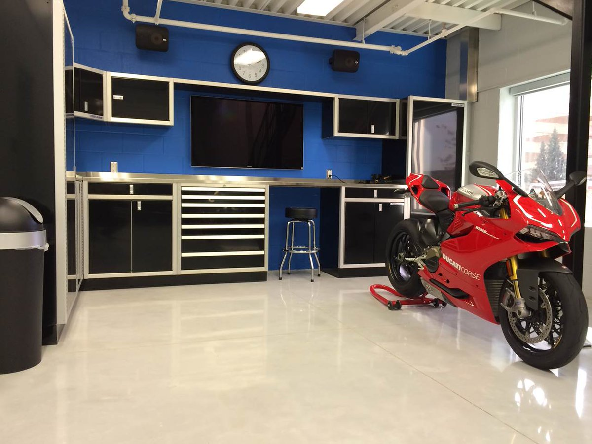 Motorcycle Man Cave Garage : Best bike garage shed workshop man cave interiors and styles