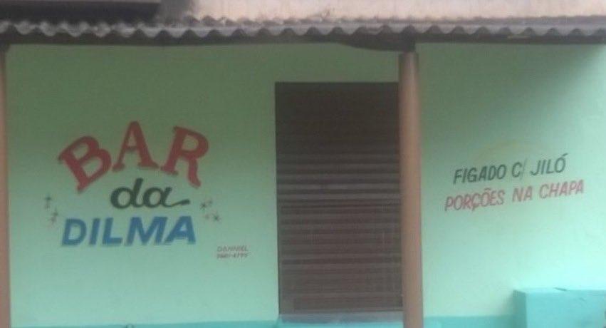 Buemba! Dilma renuncia e abre um bar em Minas!