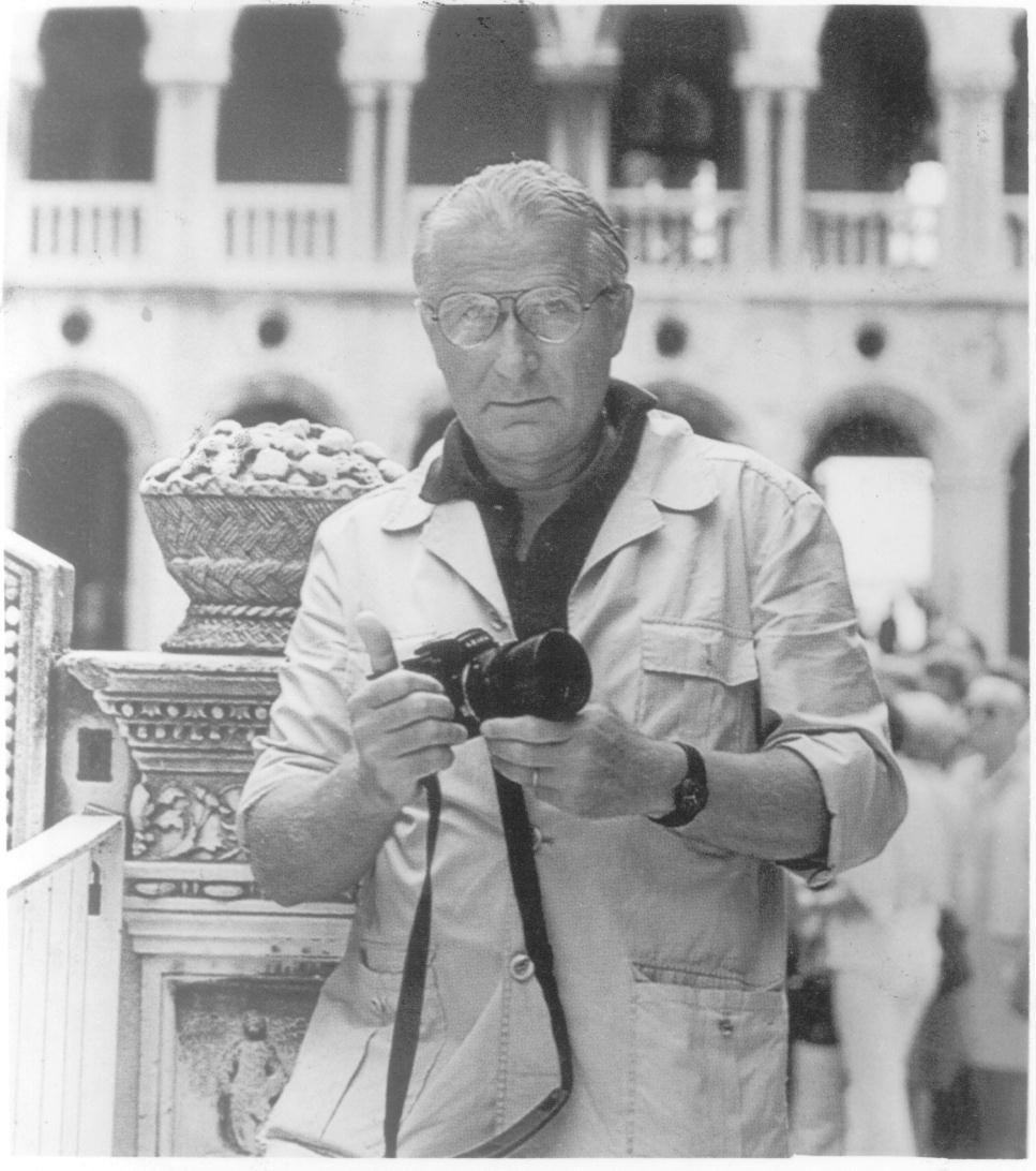 Fulvio Roiter, è morto il grande fotografo veneziano