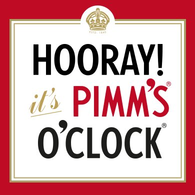 There's only one place to be on a day like today and it rhymes with geer barden #PimmsOClock @TheTurfTavern #Oxford https://t.co/VBWVQxnWJH