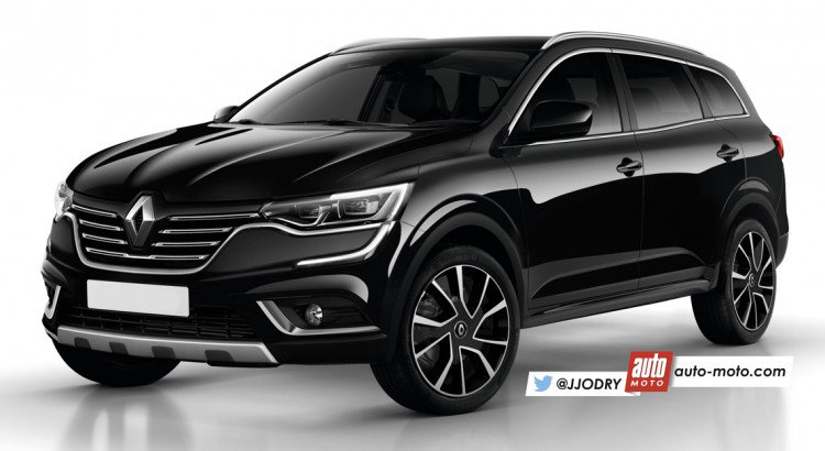 auto moto officiel on twitter news nouveau renault koleos 7 places plus d 39 infos https. Black Bedroom Furniture Sets. Home Design Ideas