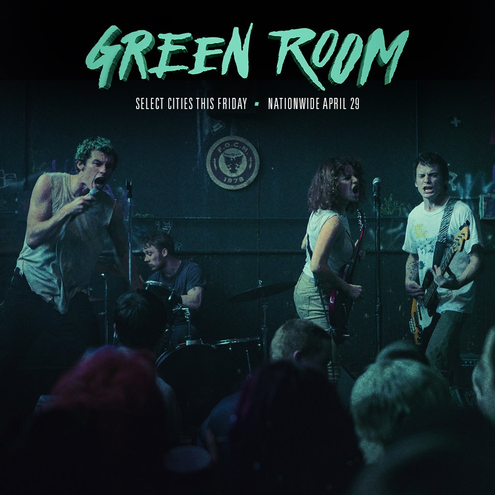 Green Room Di Jeremy Saulnier