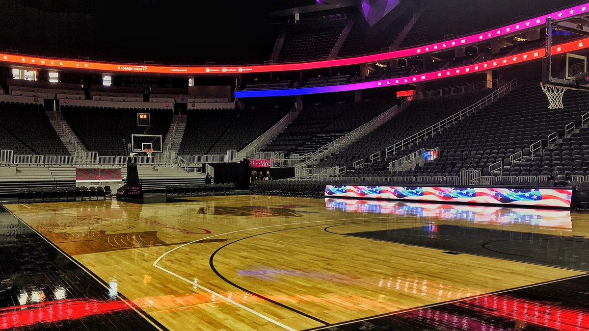 t mobile arena basketball seating chart