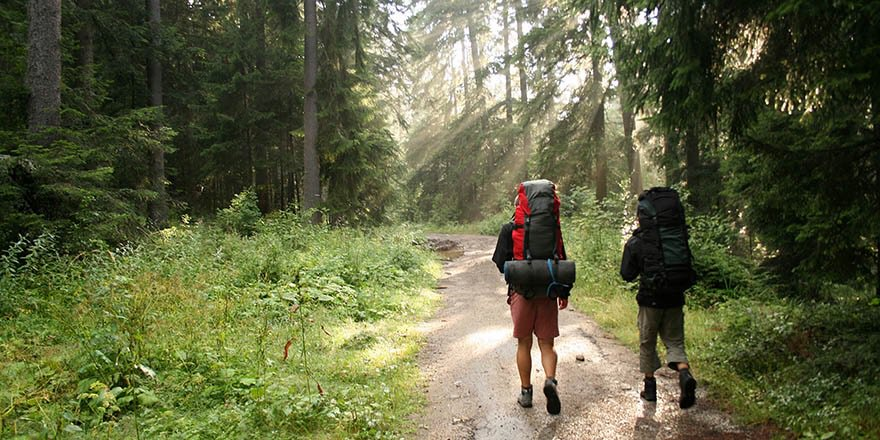 This summer: Wilderness Journey! It's a 21-day wilderness therapy with licensed therapists on the trail full-time!