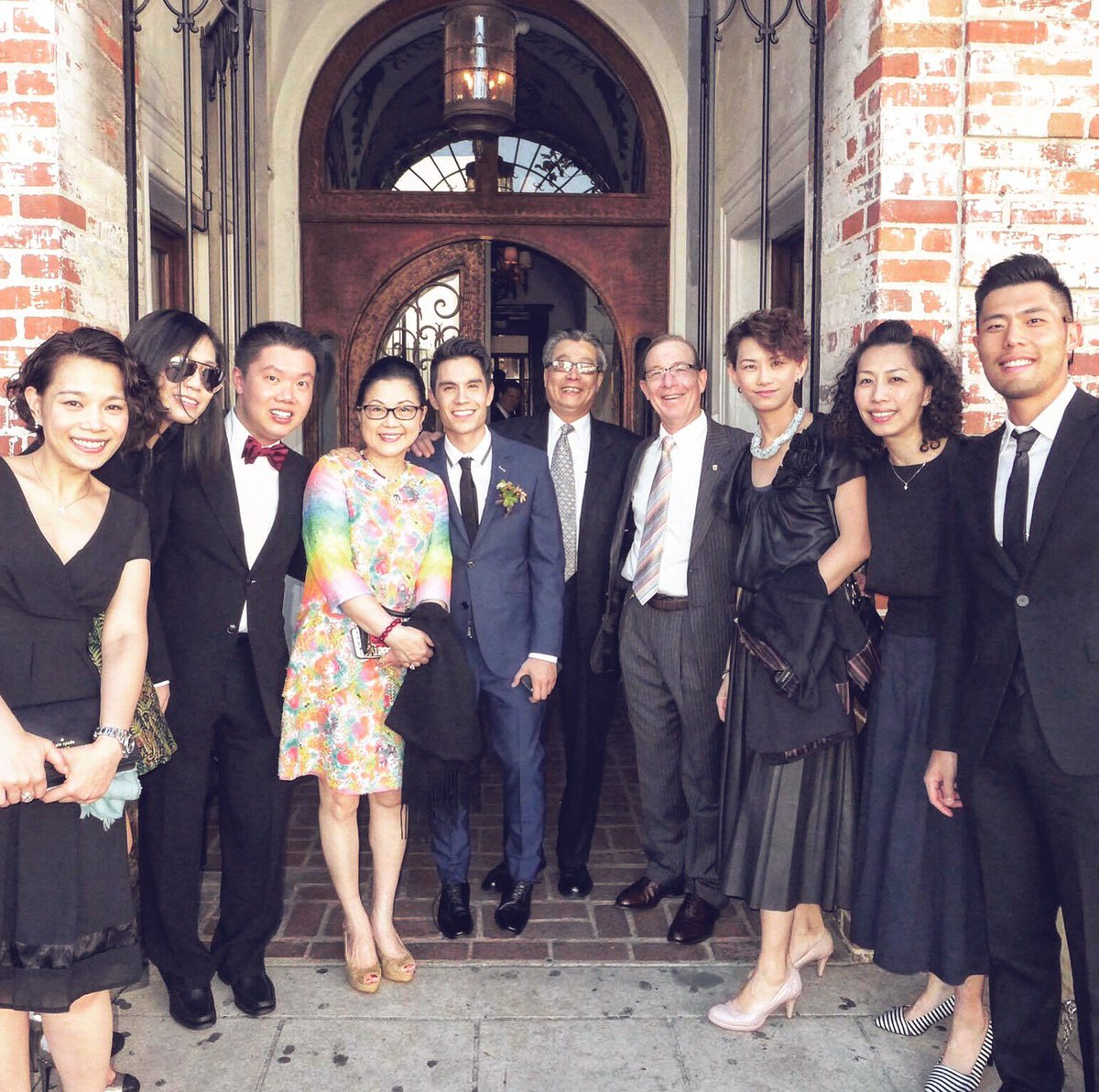 Sam tsui wedding