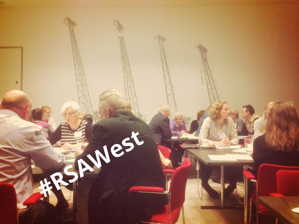 #RSAWest discussions kicking off -- what can we learn from the past housing? https://t.co/AcQiUGLutR