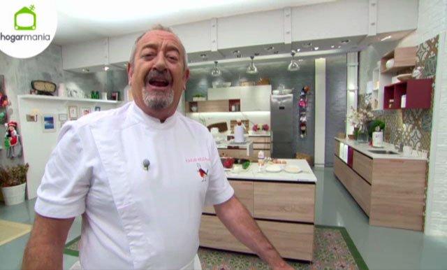 Berenjenas en salsa el programa completo de karlos for Programa para disenar tu cocina