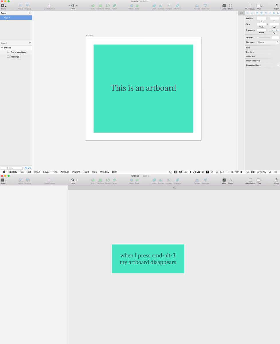 @sketchapp yeah tried it today. Still the same error. I've added before and after screenshots https://t.co/k3k1zYYjFX
