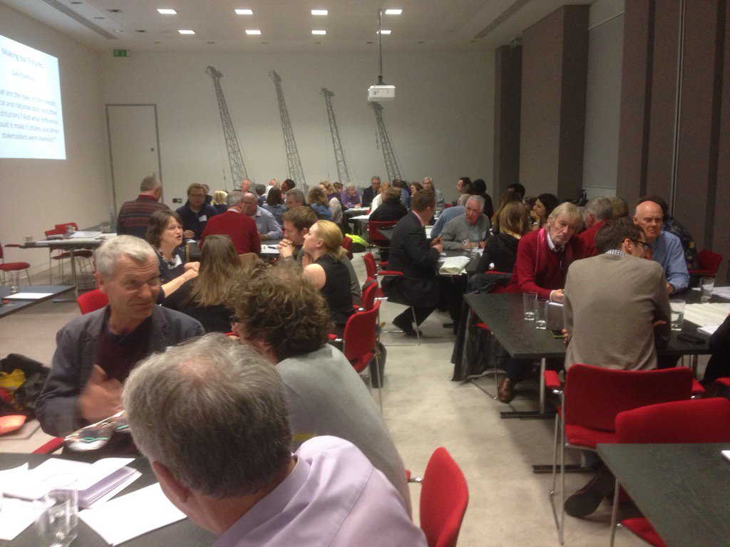 2nd cafe challenge: role of investors and institutions and idea of local citizens being investors #RSAWest #bristol https://t.co/FZHaXORa7I