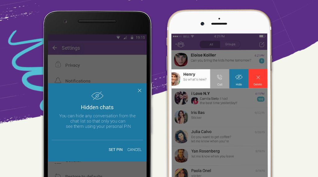 Viber is rolling out end-to-end encryption for all of its messaging