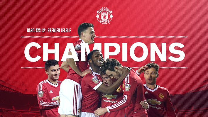 U21s: And Varela has won it! #mufc