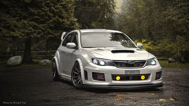 Subaru Wrx Forum On Twitter Check Out Rcubed S 2010 Sti Flares