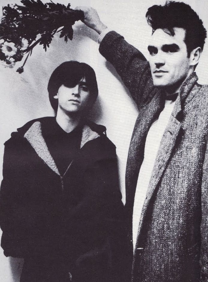 """I want the one I can't have  And it's driving me mad  It's written all over my face""  #Morrissey #Smiths https://t.co/5EqspN8gVi"