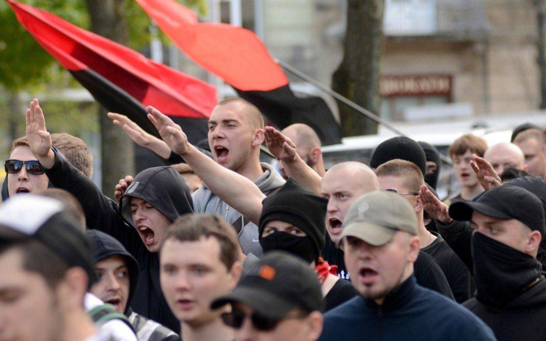 Украинские националисты снова кричат о военной победе над Россией