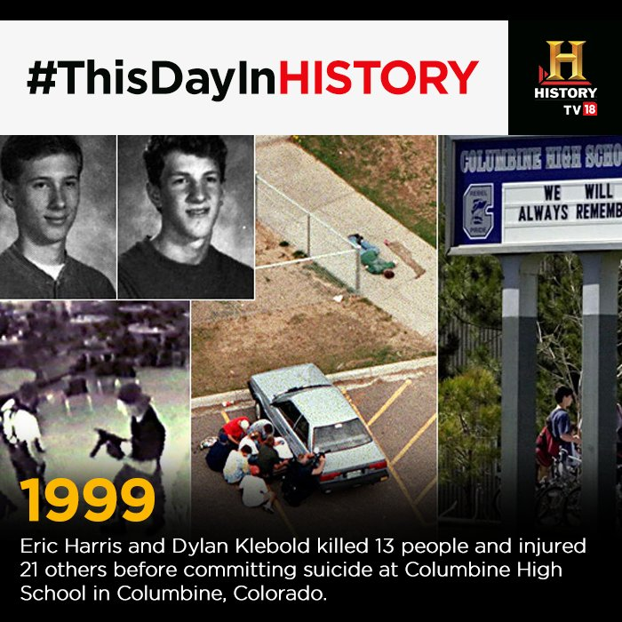 Columbine High School Shooting: Columbine High School Massacre
