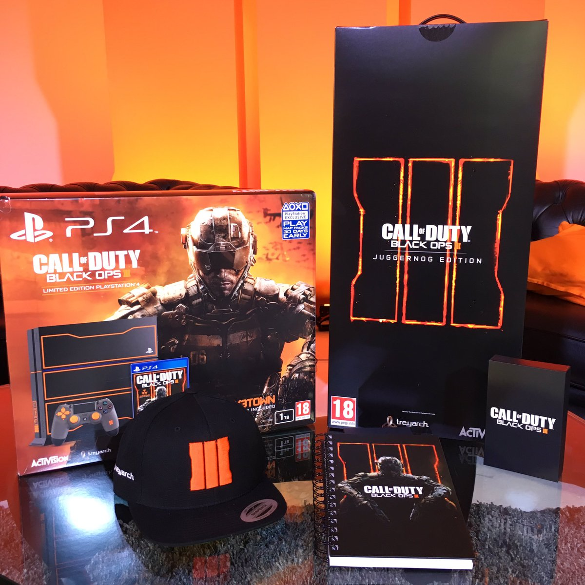 EPIC GIVEAWAY- Retweet this tweet to win ALL THIS! Good luck everyone!