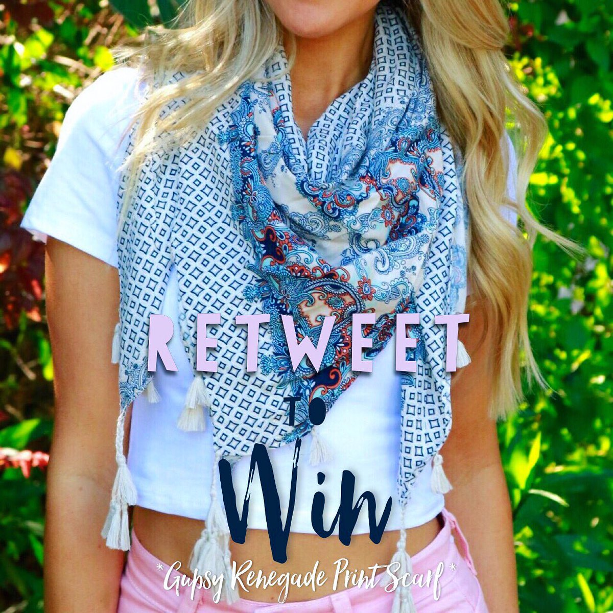 ✨ CONTEST TIME ✨ Just #retweet & follow to win! Winner will be announced tomorrow (4/20) at 5pm! Good luck