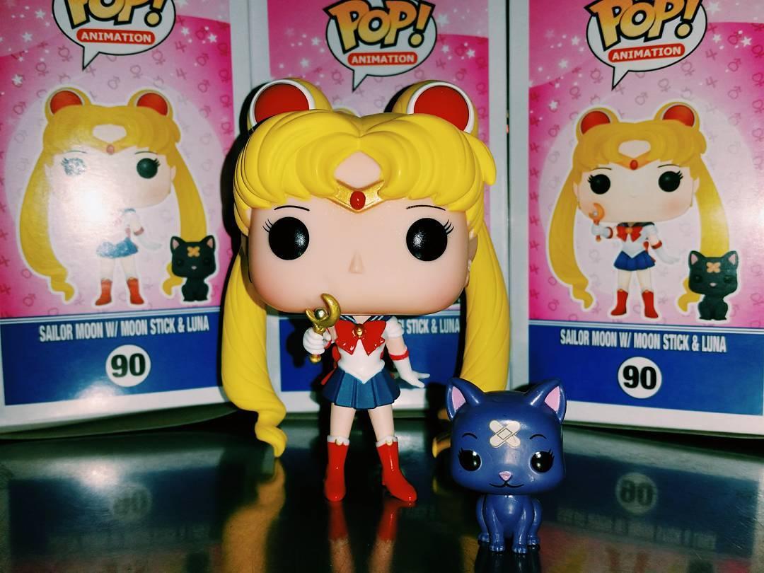 [New Merch] Sailor Moon Funko Pops?! CgcZkPhW4AEyff0