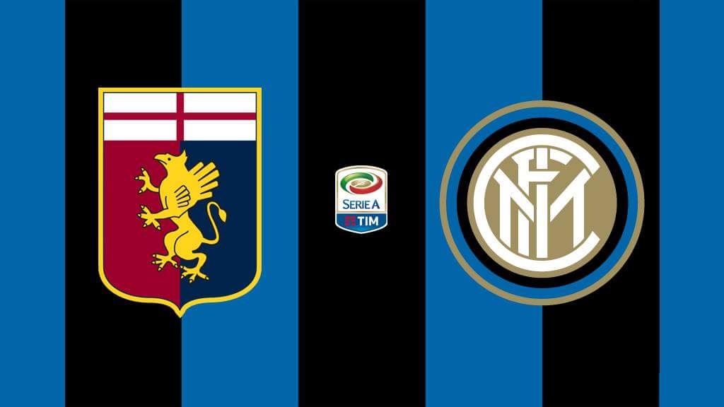 Streaming GENOA INTER Gratis : guardarla in Diretta Calcio LIVE TV Oggi