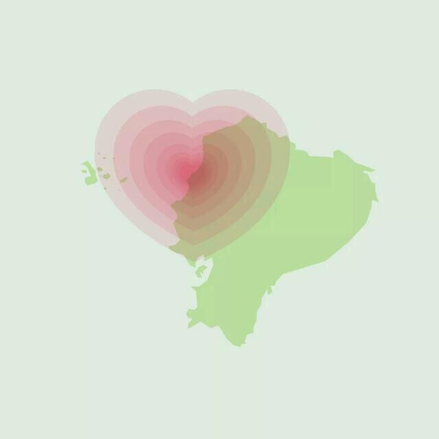 Trabajando juntos #EcuadorListoYSolidario ❤️ @Denisse_Angulo