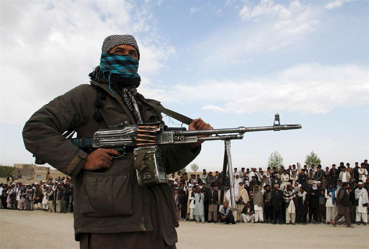О признании Талибана