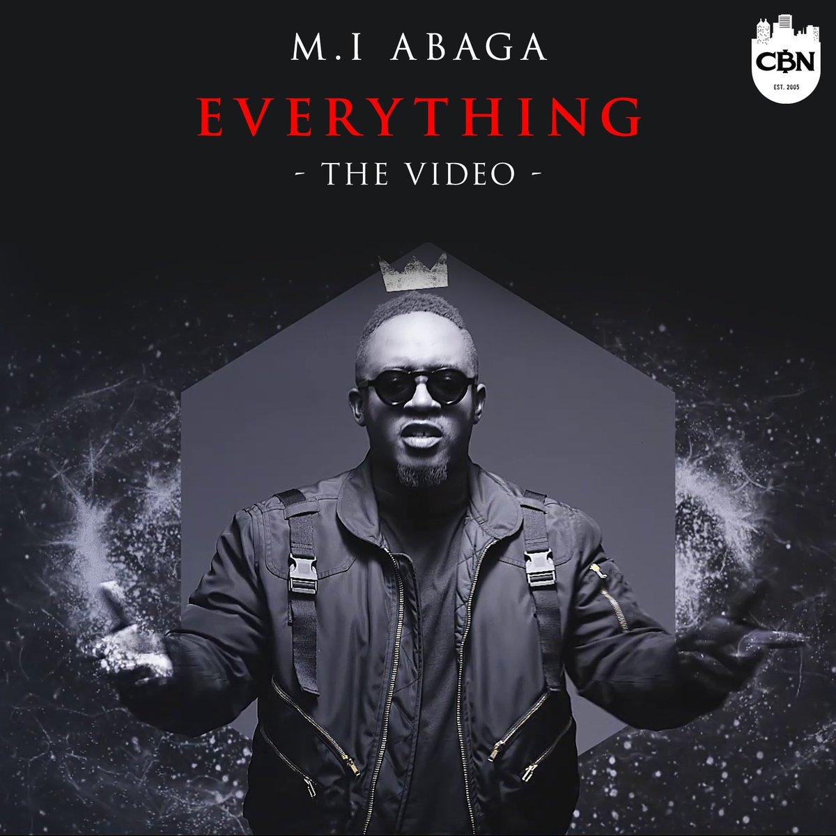 Video: M.i Abaga – Everything |@mi_abaga