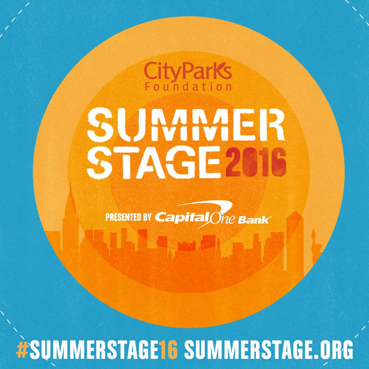 100+ Free Events. 200+ Artists. 16 #NYC Parks. View the #SummerStage16 schedule NOW! https://t.co/OX2eJlIv1Z https://t.co/KiqH5uiEUt