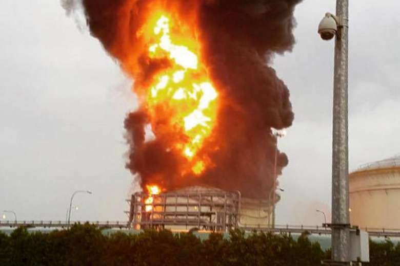 chemical disaster at jaipur Free essay: chemical disaster at jaipur occurred on 29th october 2009 at 7:36  pm (ist) fire broke out at jaipur fuel storage and distribution.