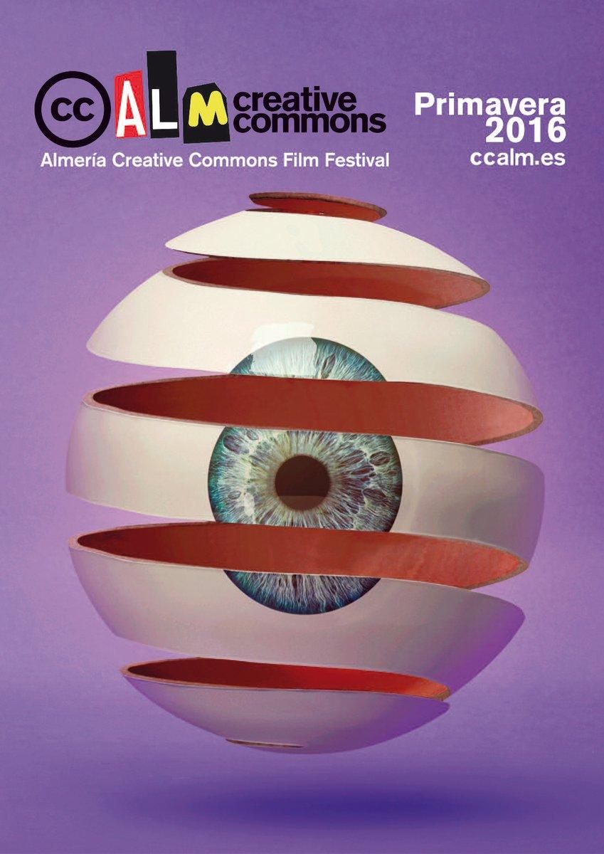 HOY comienza el @CCALM_Festival con inauguración en el #TeatroApolo. A partir del 21 en el #MuseoAlmeria :) https://t.co/Qcg2Qq3szy